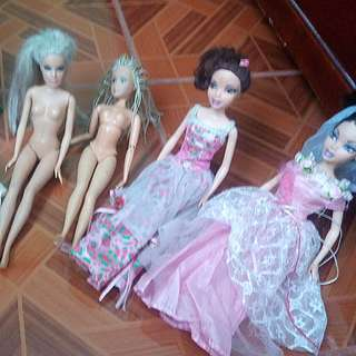 Barbies Free Shipping