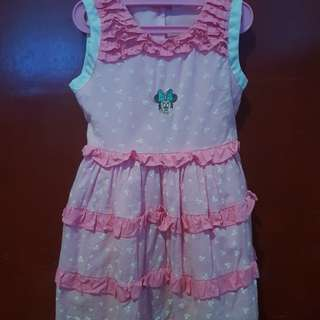 Minnie Mouse Dress (M-Tag)