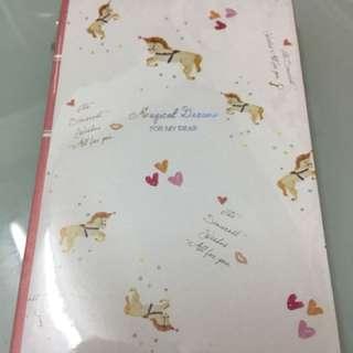 筆記簿 note book 📝