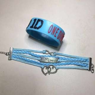 1D bracelets
