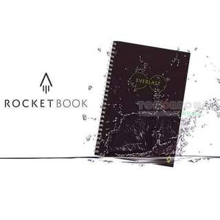美國Rocketbook Everlast 可循環再用雲端筆記本   #美國 #Rocketbook #Everlast #環保 #可循環再用 #雲端筆記本 #notebook #recycle #waterproof #google #dropbox #email #drive #paper #scan #無限 #天后蘋果商場 #tomorrow #tinhau #hkig #hongkong