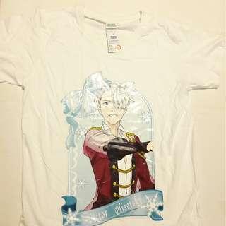 🉐 Victor Nikiforov Printed T-Shirt