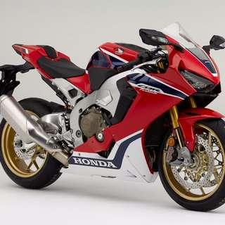 Honda CBR1000SP