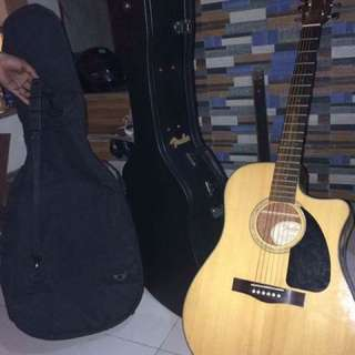 FENDER'S ACOUSTIC GUITAR