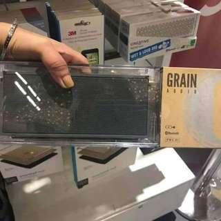 Grain Audio Speaker