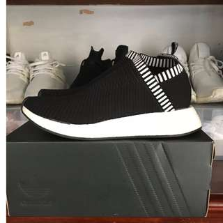 Adidas NMD city sock 2 black and pink