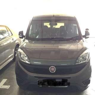 Fiat Doblo 1.6 Panel Van