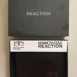 Authentic Kenneth Cole Men's Wallet