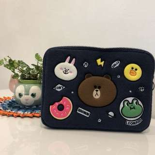 Line Friends iPad Sleeve