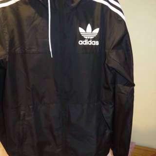 Adidas Originals Windbreaker Black/White
