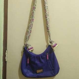Violet Victoria Secret Shoulder Bag