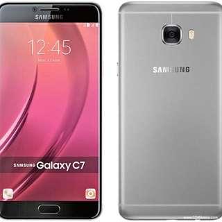 新Samsung C7 HK Original