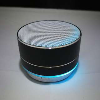 (U.P $20) Mini Round Bluetooth Speaker