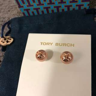 Tory Burch Pearl Earrings