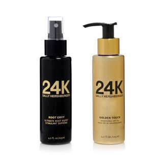 24K Dry Oil and Root Boost SALLY HERSHBERGER