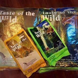 Taste Of The Wild Cats