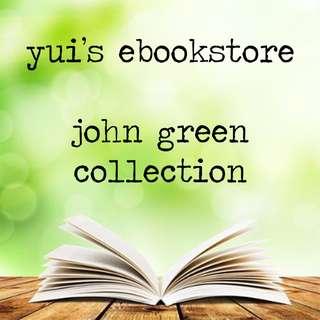 YUI'S EBOOKSTORE - JOHN GREEN - TURTLES ALL THE WAY DOWN