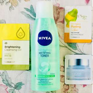 Beauty bundle‼️ Nivea Mattifying Toner