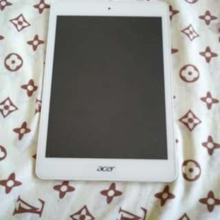 Authentic Acer ICONIA tablet