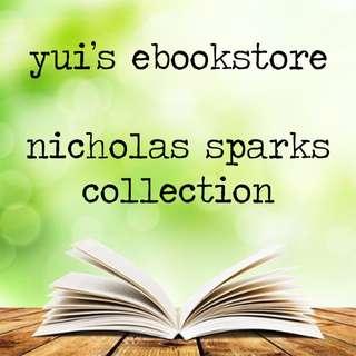 YUI'S EBOOKSTORE - NICHOLAS SPARKS