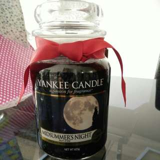 Yankee Candle (BRAND NEW)