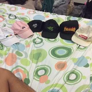 🚚 Stussy/treasure box/thrasher/supreme 帽