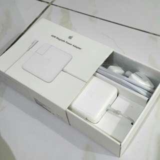 ORIG 60w Magsafe for Macbook Pro Unibody (non-retina)