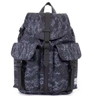 [INSTOCK] Herschel Dawson Backpack 10.75L - Snake Print