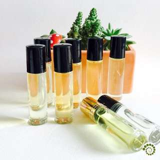 Hand-blended Perfume Oil  For Men & Ladies (Non-Alcohol Perfume)