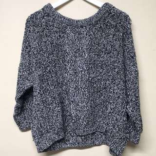 ❄️Cute H&M Oversized Sweater!❄️