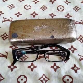 Preloved eyeglass frame REPRICED!