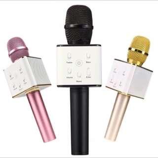 Brand New in package Wireless Q7 Karaoke TV mic (KTV mic)