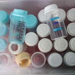 Breastmilk Storage Bottles