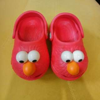 Original Polliwalks Elmo Shoes