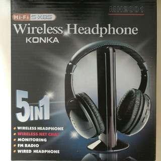 KONKA Wireless Headphone MH2001 無線耳機