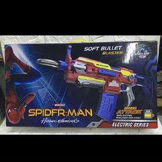 Spiderman Nerf Gun