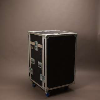 Mobile Flight Case with Wheels for Events, DJ Console, Sound Console