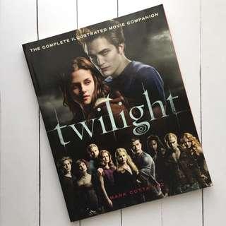 Twilight Illustrated Movie