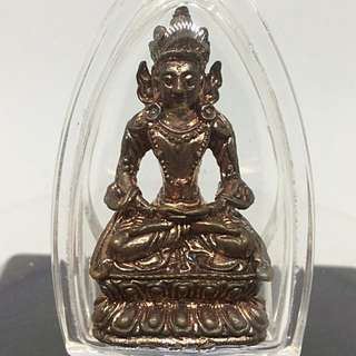 Phra Kring Nawa. LP Kasem. Wat Susarn Trailaksana for Wat Hua Lamphong. 2538. $100
