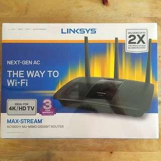 BNIB Linksys Max-Stream Gigabit Router
