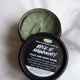 Mask of Magnaminty (LUSH)