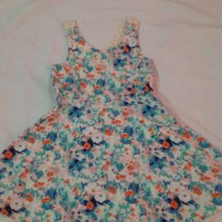 Gingersnaps dress (8 yrs)