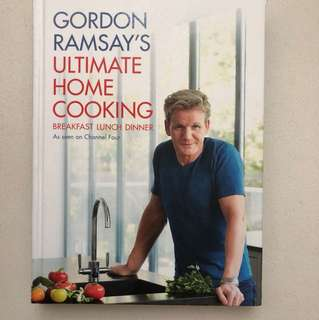 Gordon Ramsey's ultimate home cooking