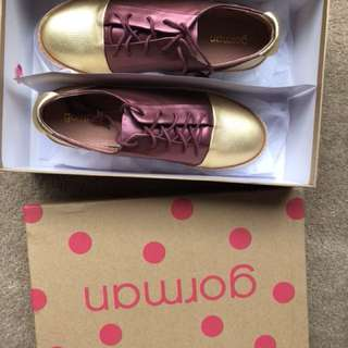 GORMAN shoes sz 37 Brand New in Box