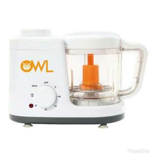 Baby Food Maker - Food Processor And Steamer In One