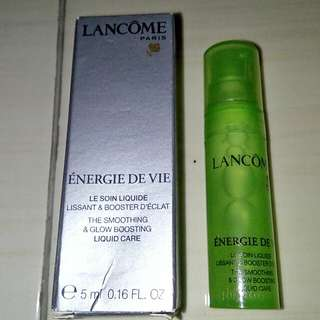 NEW Lancome Energie De Vie for Oily Skin (TRAVEL/MINI size)