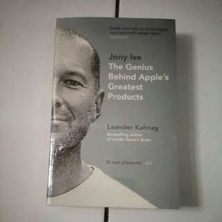 Jony Ive,  the Genius Behind Apple's greates product (iphone,  ipad dan ipod)