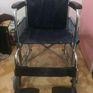 Indoplas wheelchair