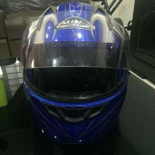 MRC Full Face Flip Up helmet