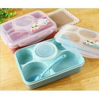 Lunchbox yooyee 5sekat
